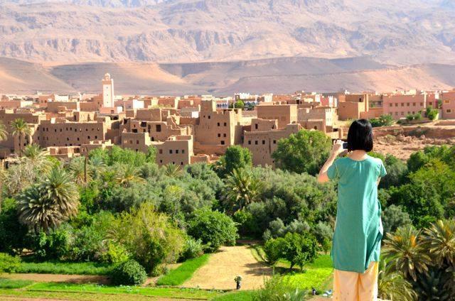 モロッコ・ティネリール
