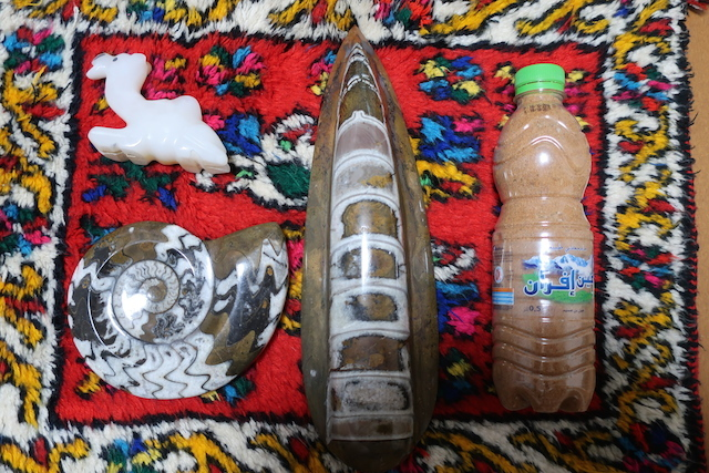モロッコ、お土産