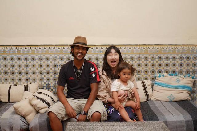 モロッコ、旅のパートナー