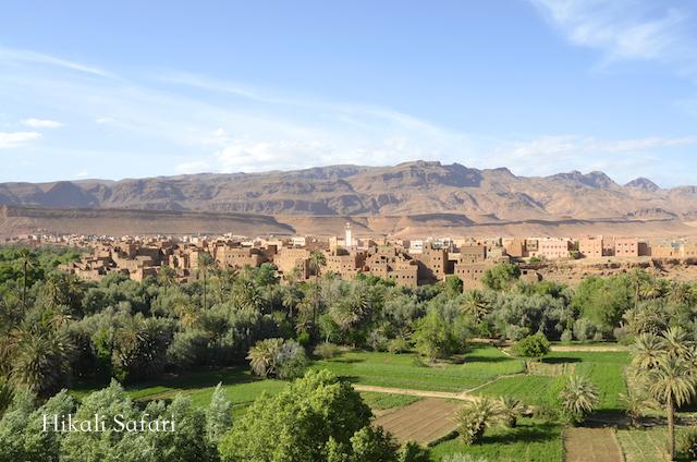 モロッコ、ティネリール