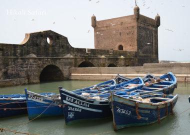 モロッコ、エッサウィラのスカラ
