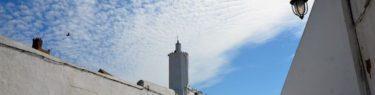 モロッコ、アシラーのモスク