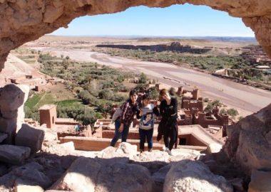 モロッコ、アイトベンハッドゥ