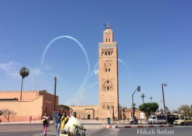 モロッコ、マラケシュのクトゥビア