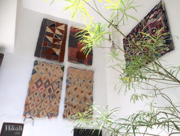 モロッコ、マラケシュのボシャルウィット美術館